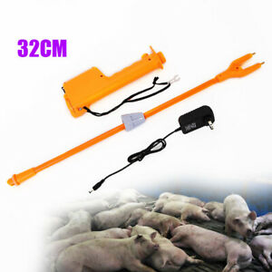 32cm Electric Rechargeable Livestock Cattle Pig Prod Animal Stock Prodder Farm