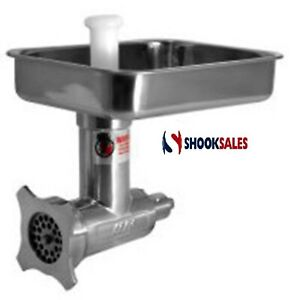 Axis Ax g12d Meat Grinder Attachment Includes Pan Plunger