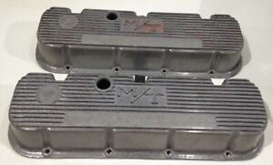 Mickey Thompson Valve Covers 396 427 And 454 Chevrolet M T Bbc