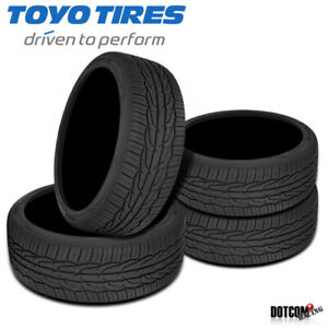 4 X New Toyo Extensa Hp Ii 205 55r16 94v High Performance Handling Tire