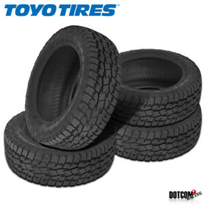 4 X New Toyo Open Country A t Ii Xtreme 305 70r17 121 118r All terrain Tire