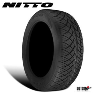 1 X New Nitto Nt420s 295 30 22 103v Non directional Tire