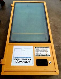 Volvo L60e Loader Door With Panel And Window Glass