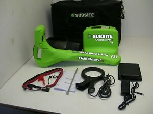 Utiliguard Standard Ditch Witch Subsite Cable Pipe Wire Utility Locator Rycom