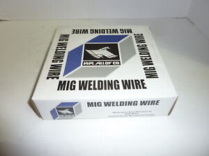Washington Alloy Stainless 308l Mig Welding Wire Er308l 030 0 8mm 11 lb Roll
