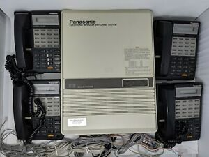 Panasonic Office Phone System 616 Easa Phone Kx t61610 Modular Switching System