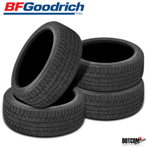 4 X New Bf Goodrich Advantage T a Sport 195 60r15 88t Grand Touring Tire