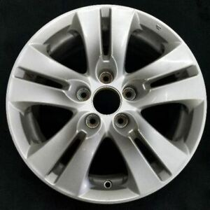 16 Inch Honda Accord 2011 2012 Oem Factory Original Alloy Wheel Rim 64014