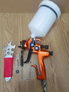 Jet 5000b Spary Gun Professional Gravity Spray Gun Hvlp Car Paint Gun1 3 Tip