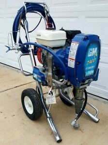 Graco Gmax 7900 Gas Airless Paint Sprayer 3900 5900 roof Rig