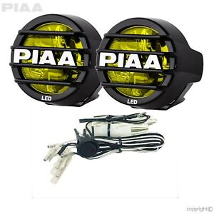 Piaa 22 05372 Lp530 Led Driving Light Kit