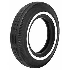 Set Of 4 Coker Bfgoodrich Vintage Tires 5 60 14 Bias ply Whitewall 512875