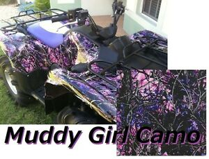 Dipping Hydrographics Film Water Transfer Printing Muddy Girl Camo 19x393 Aqua