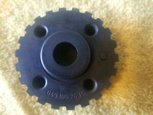 Vw Corrado G60 Oem Crank Shaft Sprocket Gear