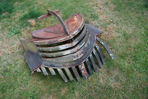 1938 1946 Vintage Chevy 1 Ton Truck Grill Upper Pan Military Army Rat Rod Vtg