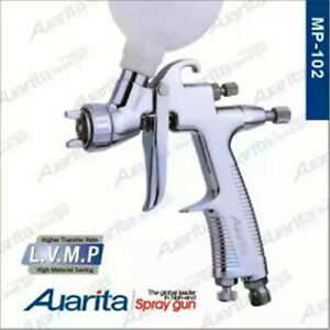 Auarita Mp 102 1 0mm Nozzle Mini Professional Lvlp Spray Gun 250ml Cup Facepaint