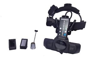 Top Quality Led Wireless Binocular Indirect Ophthalmoscope 20 d Lens Bexco Dhl