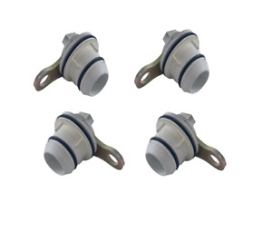 Set Of 4 Mds Delete Solenoid Block Off Plugs For Chrysler Dodge Jeep Ram Hemi