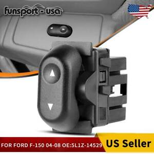 Power Window Switch For 2004 2008 Ford F 150 Expedition Lincoln Mark Lt Front