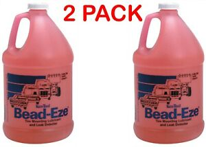 2 Pack Ken Tool 35847 Bead Eze Tire Lubricant Lube 1 Gallon New Free Shipping