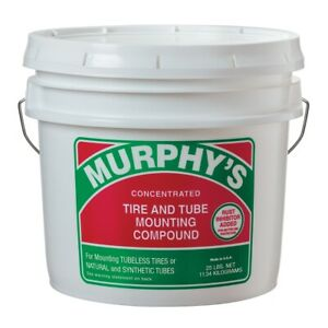 Murphy S Tire And Tube Mounting Compound Lube 25 Lb Pail New Free Shipping Usa
