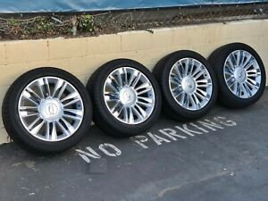New 22 Cadillac Escalade Platinum Oem Factory Wheels Rims Tires Gmc Denali
