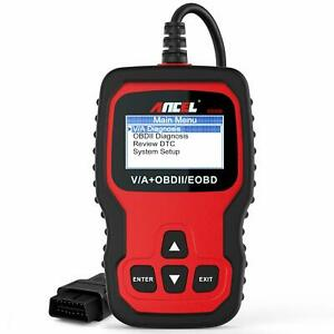 Vd500 Obd Ii Diagnostic Scanner For Volkswagen Vw Audi Skoda Seat Diagnosis Chec