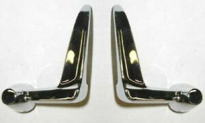 New Vent Window Handles 1961 1962 1963 1964 1965 1966 Ford Pickup Truck