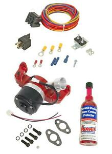 Summit Racing Electric Water Pump Pro Pack 12 0018