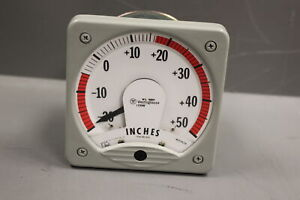 Westinghouse Switchboard Dc Meter 6625 01 078 0164 112675 9 New