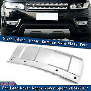 Front Bumper Skid Plate Trim Board For Land Rover Range Rover Sport 14 17 Abs As