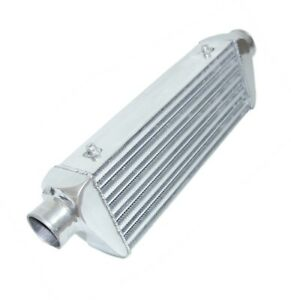 27 x9 x4 3 od Inlet Outlet Intercooler Tube Fin Universal
