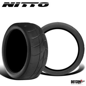 2 X New Nitto Nt01 Competition 235 40r17 90w Radial Track Tires