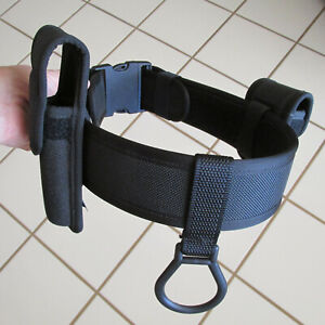 New Bianchi Nylon Police Duty Belt W accessories 2 25 Inches Wide Size Xs