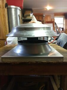 Dayton 4wn58 12 Dd Axial Power Roof Ventilator Exhaust Fan 110v Vent