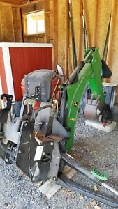 Tractor Backhoe Attachment In Stock | JM Builder Supply and