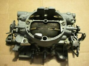 1966 Dodge Plymouth 440 Carter Afb Carburetor 4312 S Date H6