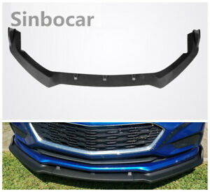 Front Bumper Lip Trim Grill Below Lips Cover Shovel For Chevrolet Cruze 2017
