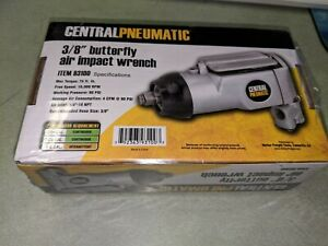 3 8 In Butterfly Air Impact Wrench Os