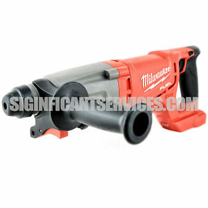 Milwaukee 2713 20 M18 18v Cordless Fuel 1 Sds plus Rotary Hammer tool Only