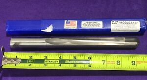 Koolcarb Coolant Feeding Carbide Tipped Drill 17108268 21mm