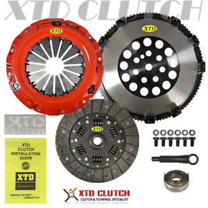 Stage 2 Clutch Flywheel Kit 1993 1994 1995 1996 1997 1998 1999 Eclipse Gst Fwd