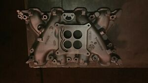 Ford 351 Cleveland 4bbl Factory Intake Manifold