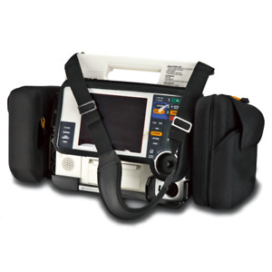 New Physio Control Lifepak 12 Carrying Carry Case 11260 000030