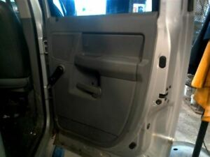 2003 2008 Dodge Ram 1500 Pickup Passenger Rear Side Door 264254
