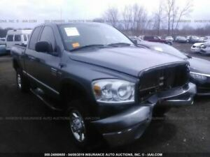 2003 2007 Dodge Ram 1500 Pickup Driver Front Door Quad Cab 4 Dr Electric