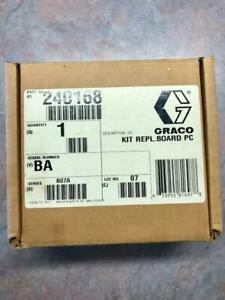 Graco 240168 240 168 Pc Board Kit Control Board