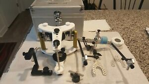 Ivoclar Stratos 300 Articulator And Uts 3d Facebow Compete Set