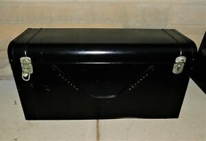 Vintage Lafayette Luggage Car Trunk Chest 1920 S Ford Packard Original Tags