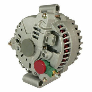 300 Amp High Output Heavy Duty New Alternator Ford E 350 Club Wagon Super Duty